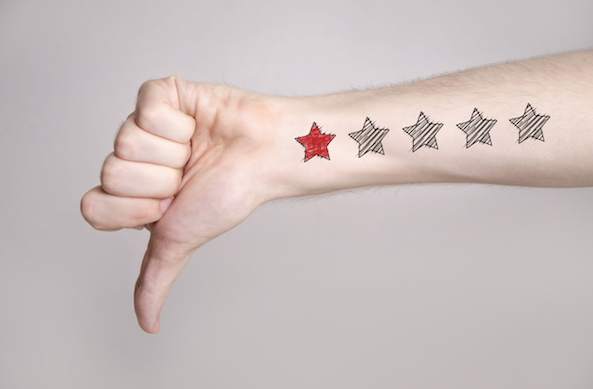 I like the idea of social proof but I'm scared of bad reviews