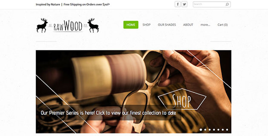 Image of RawWood Using Sentiment to Sell