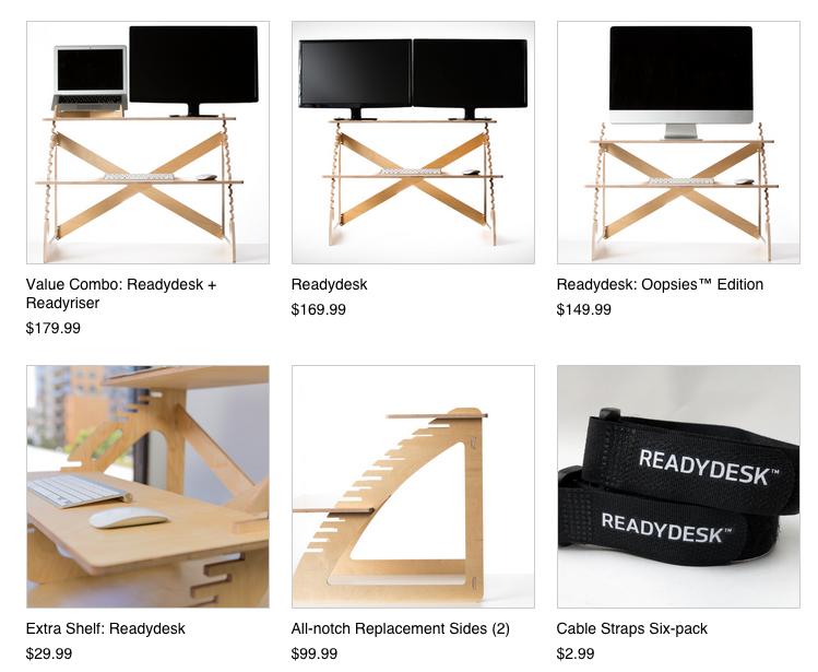 Readydesk Ads