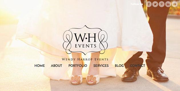 Wendy Harrop Homepage Image